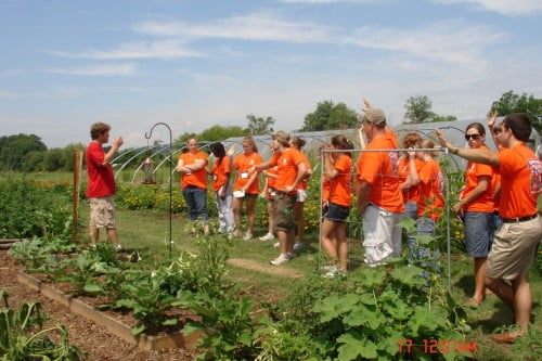 Clemson University Organic Student Farm