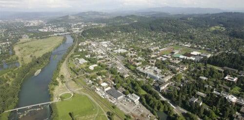 University of Oregon Historic