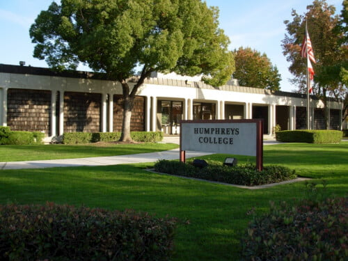 Humphrey's College Online Criminal Justice Programs