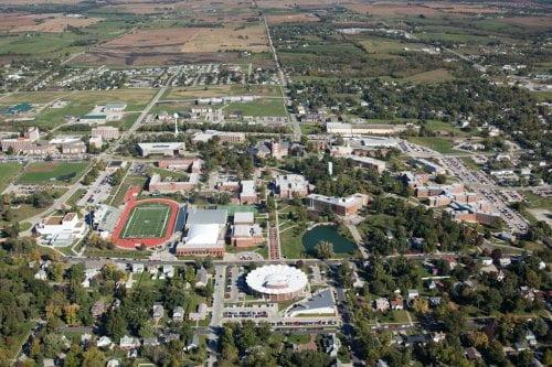Northwest Missouri State marine biology degree
