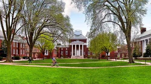 University of Delaware top online mba programs