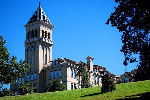 Utah State University bachelor of environmental design