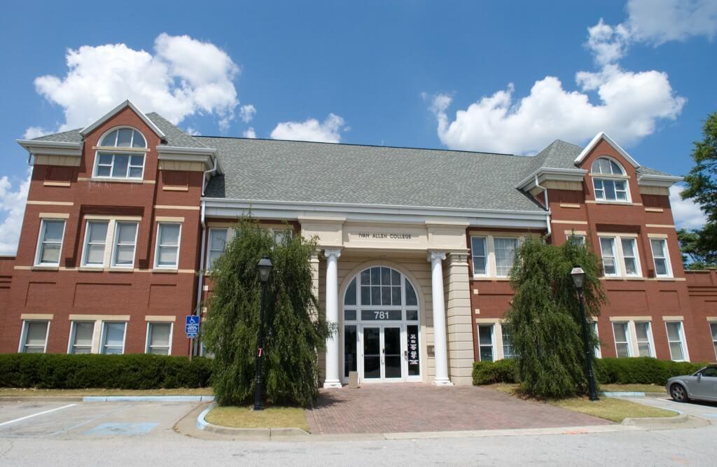 Allen College Best online RN programs