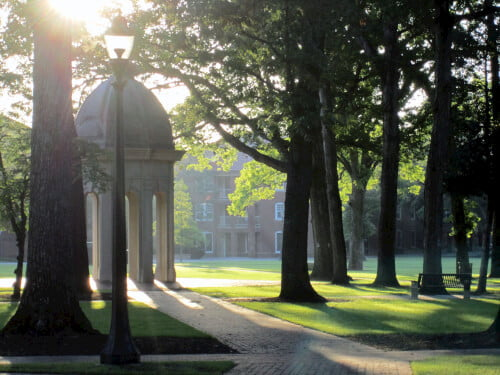 East Carolina University bachelor of regional and urban planning