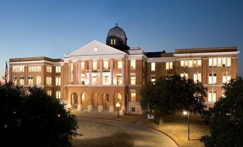 Texas Woman's University Best RN programs online