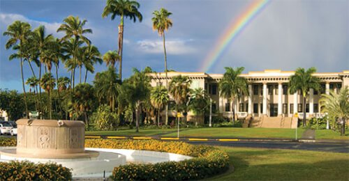 University of Hawaii Manoa bachelor of environmental design