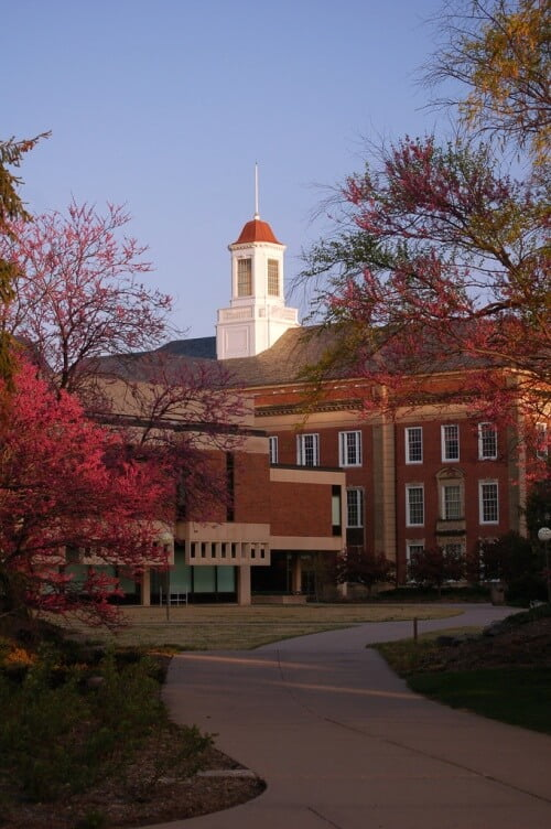 University of Nebraska- Lincoln online doctorate in education