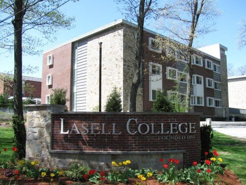 Lasell College master's in marketing online