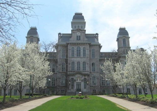Syracuse University best online mba