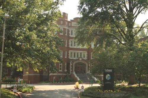 Webster University ms finance online