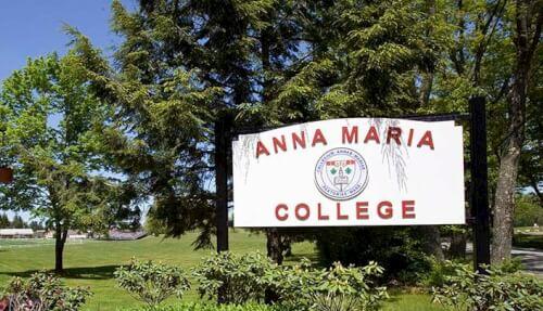 Anna Maria College mpa online