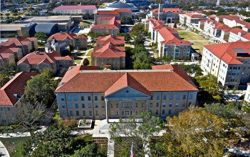Texas Christian University msn programs online