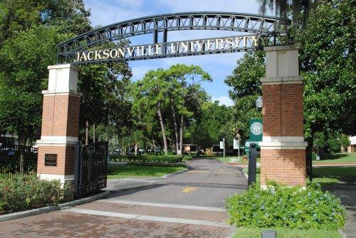 Jacksonville University msn programs online