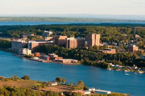 Michigan Tech online master's health informatics