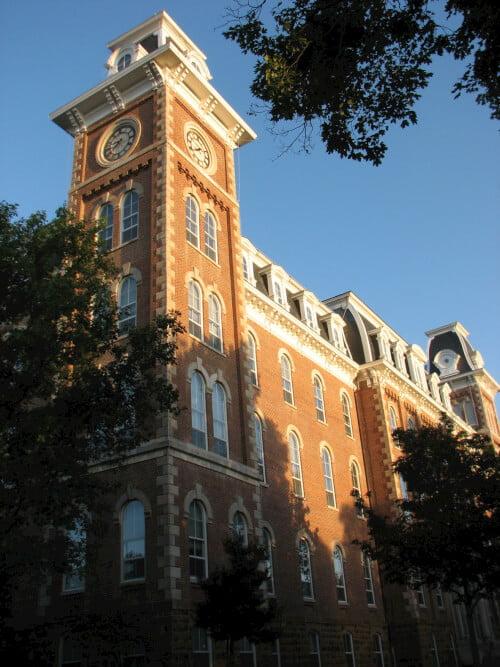 University of Arkansas- Fayetteville MEd online