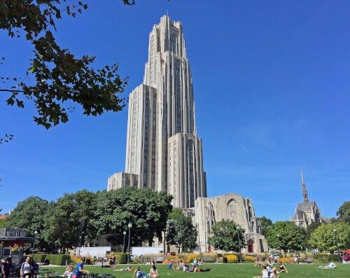 University of Pittsburgh online nursing master's program
