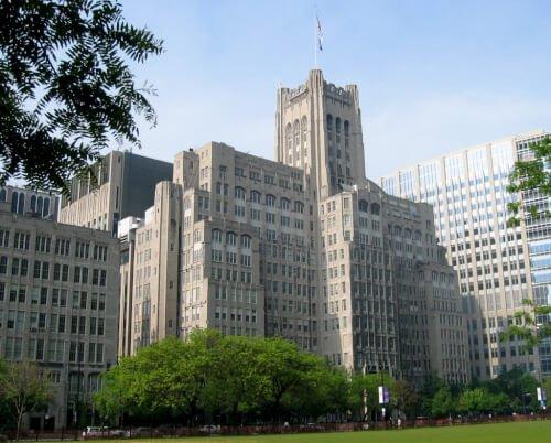 Northwestern University online master's health informatics