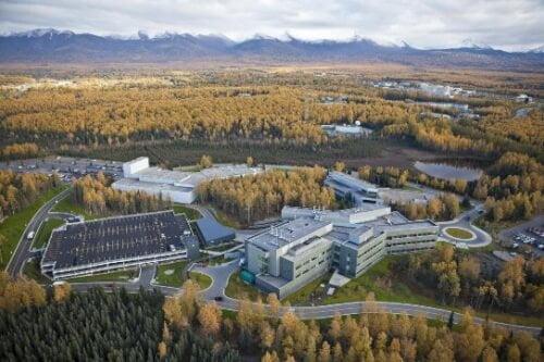 University of Alaska- Anchorage