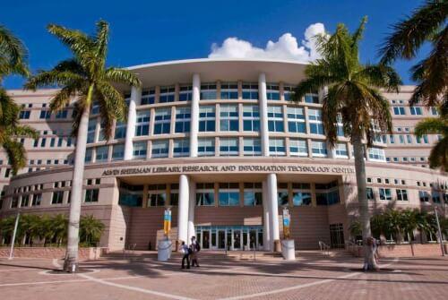 Nova Southeastern University online master's in counseling