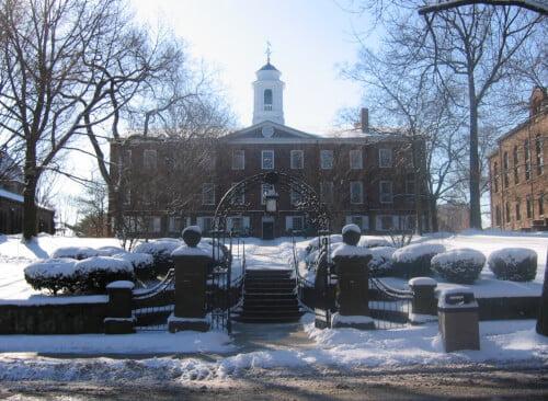 Rutgers University--New Brunswick bachelor of environmental design