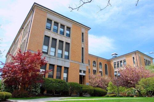 Salem State University marine biology degree
