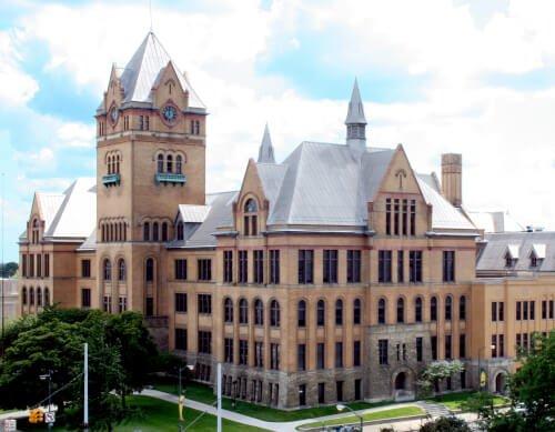 Wayne State University bachelor's in film studies