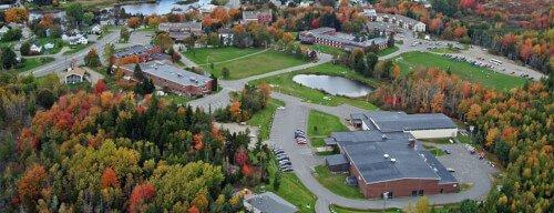 University of Maine Machias marine biology degree