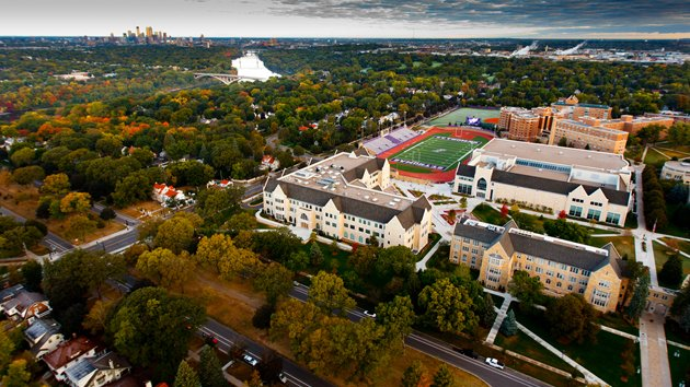 St. Thomas University online PhD education
