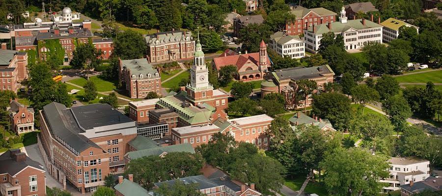 Dartmouth best professors