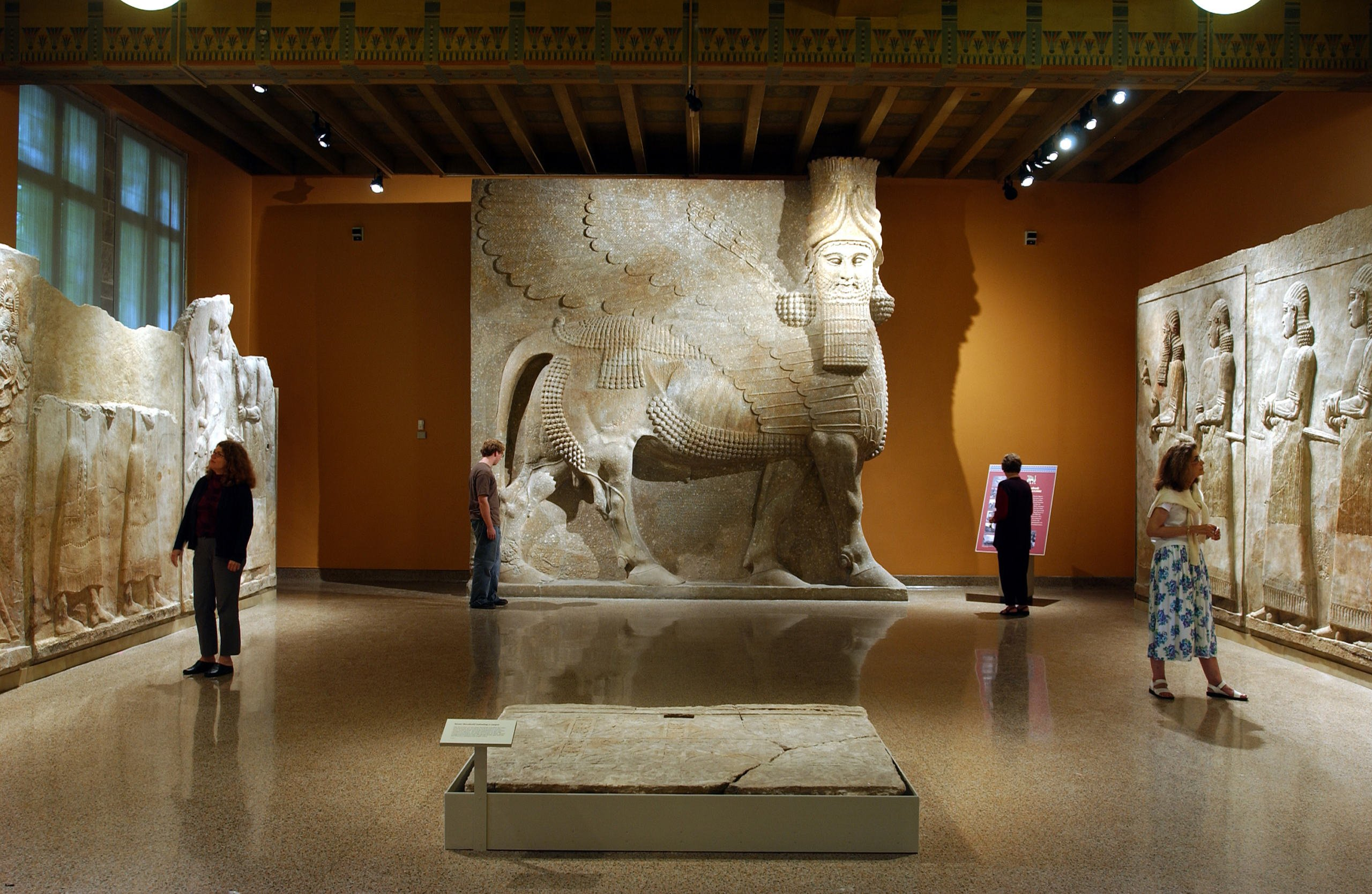 The Oriental Institute At University Of Chicago