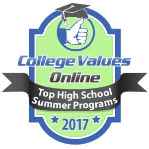 College Values Online - Top HS Summer Programs 2017