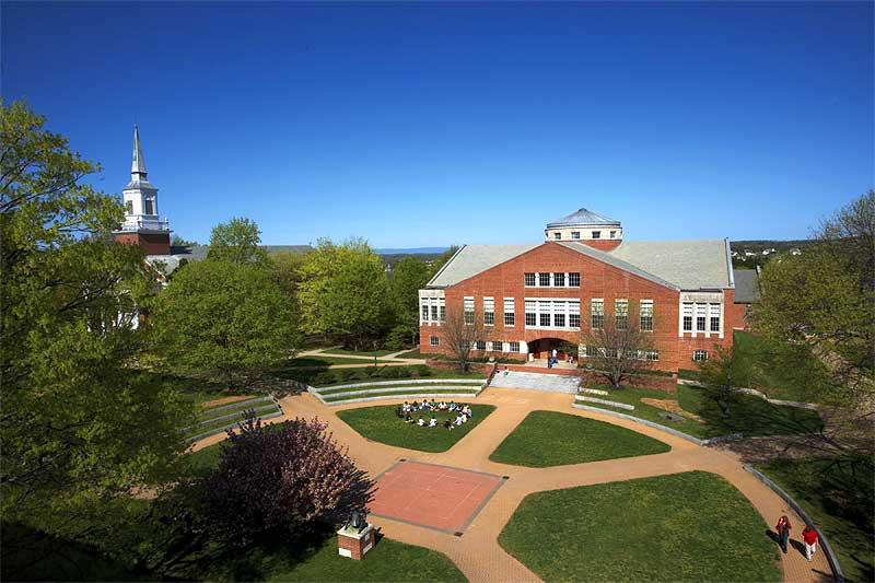 McDaniel College bachelor's in film studies