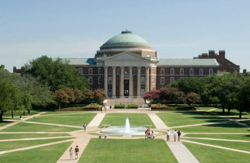 Southern Methodist University-Best Value Conservative Colleges