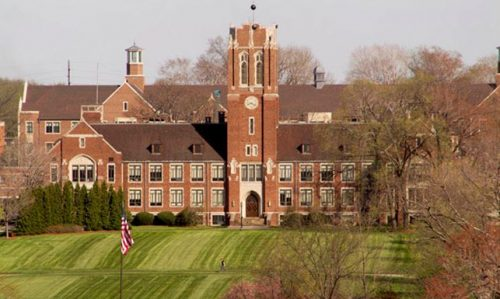 Grove City College-Best Value Universities for Low SAT students