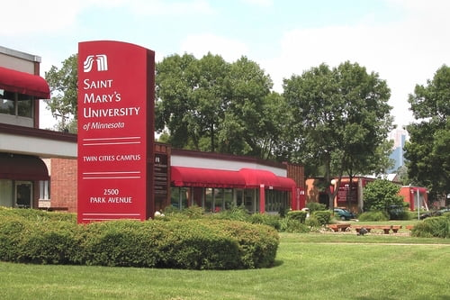 St. Mary's University of Minnesota master's in health administration online