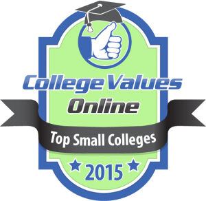 College Values Online - Top Small Colleges 2015