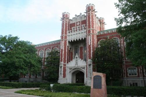 University of Oklahoma Historic