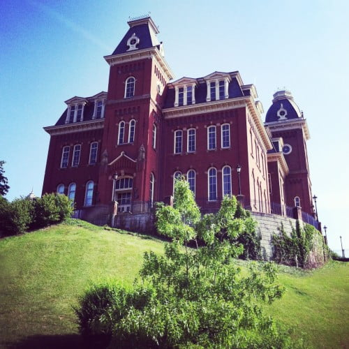 West Virginia University master's in education online