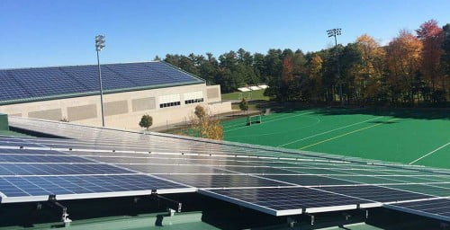 Bowdoin College Sustainability