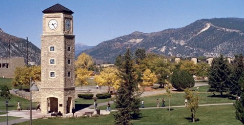 Fort Lewis College bachelor's degree in anthropology