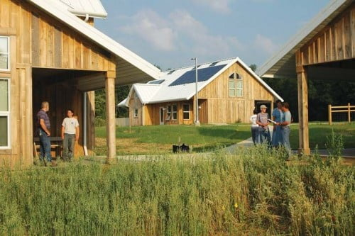 Goshen College Sustainability