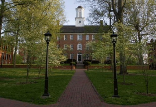Ohio University master's of education online
