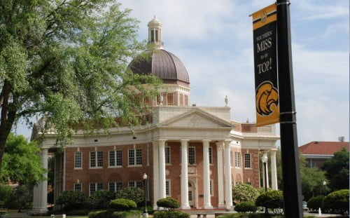 University of Southern Mississippi anthropology degree