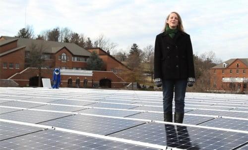 Eastern Mennonite University Sustainability