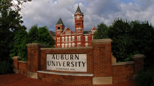 Auburn University bachelor of environmental design