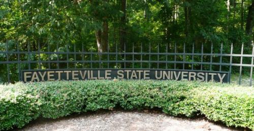 Fayetteville State University criminal justice programs online