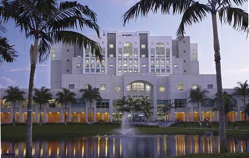 Florida International University master's in criminal justice online