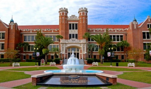 Florida State University master's of educational leadership online