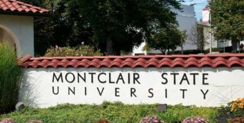 Montclair State University bachelor's degree in marine biology