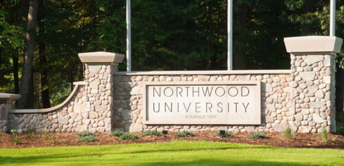 Northwood University online finance bachelors degree